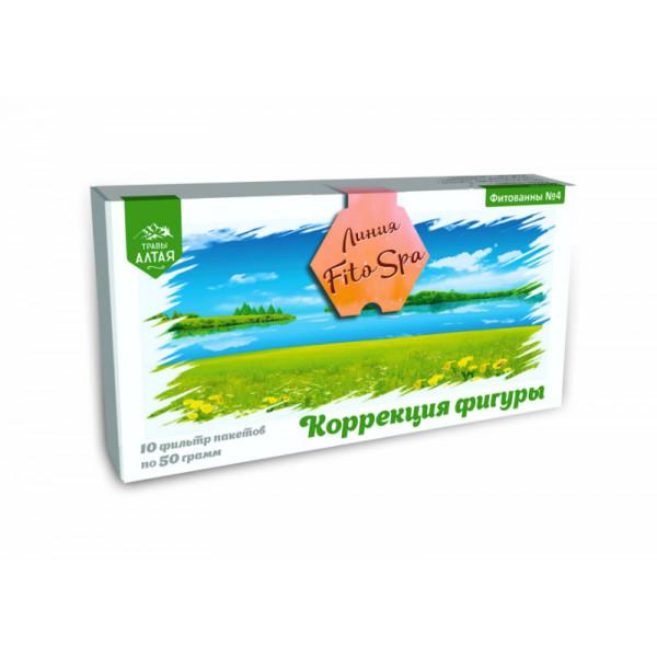 Фитованны №4 – Коррекция фигуры.