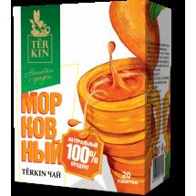 Чайный напиток «TERKIN ЧАЙ Морковный» (в фильтр-пакетах)