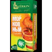 Чайный напиток «TERKIN ЧАЙ Морковный» с яблоком