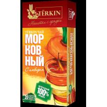 Чайный напиток «TERKIN ЧАЙ Морковный» с имбирём